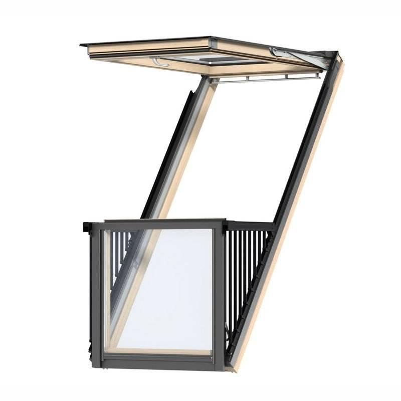 Balkon dachowy GDL 3066 SK19 114x252