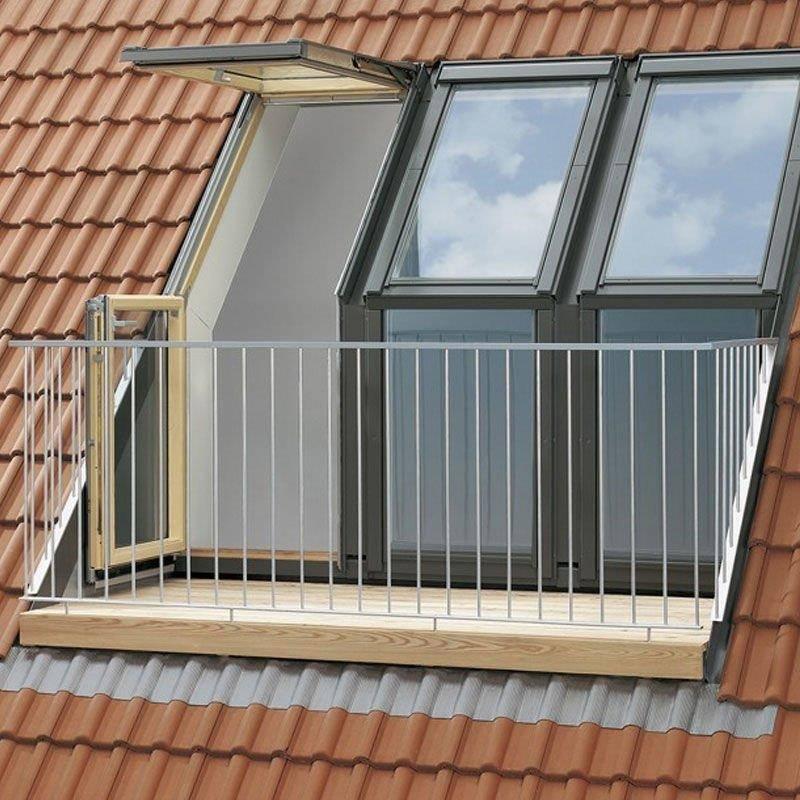 Okno balkonowe GEL-V21 GEL 3065 M08 78x136