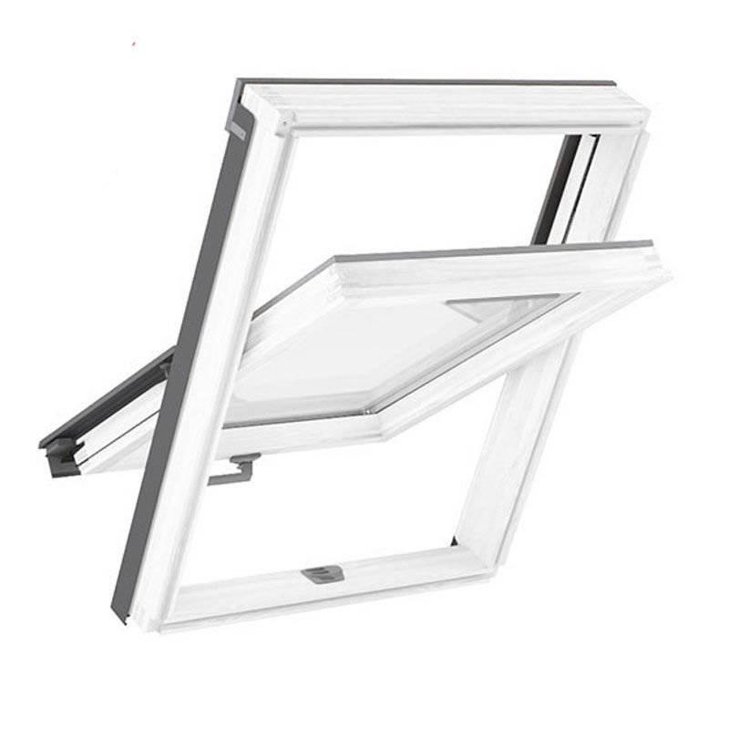 Okno dachowe Magnetic WHITE-V 78x98