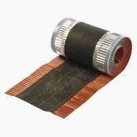 Taśma kalenicowa VENT-ROLL brązowy szerokość: 300 mm; długość: 5000 mm MDM