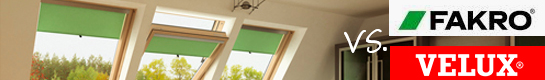 Okna dachowe - Fakro czy Velux