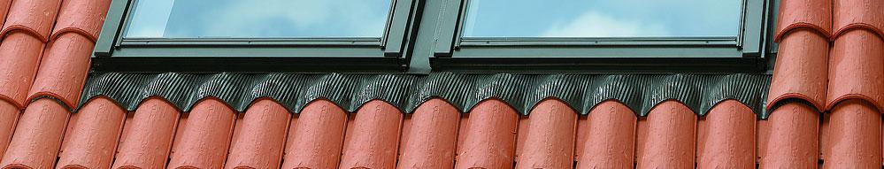 Zespolenia okien dachowych