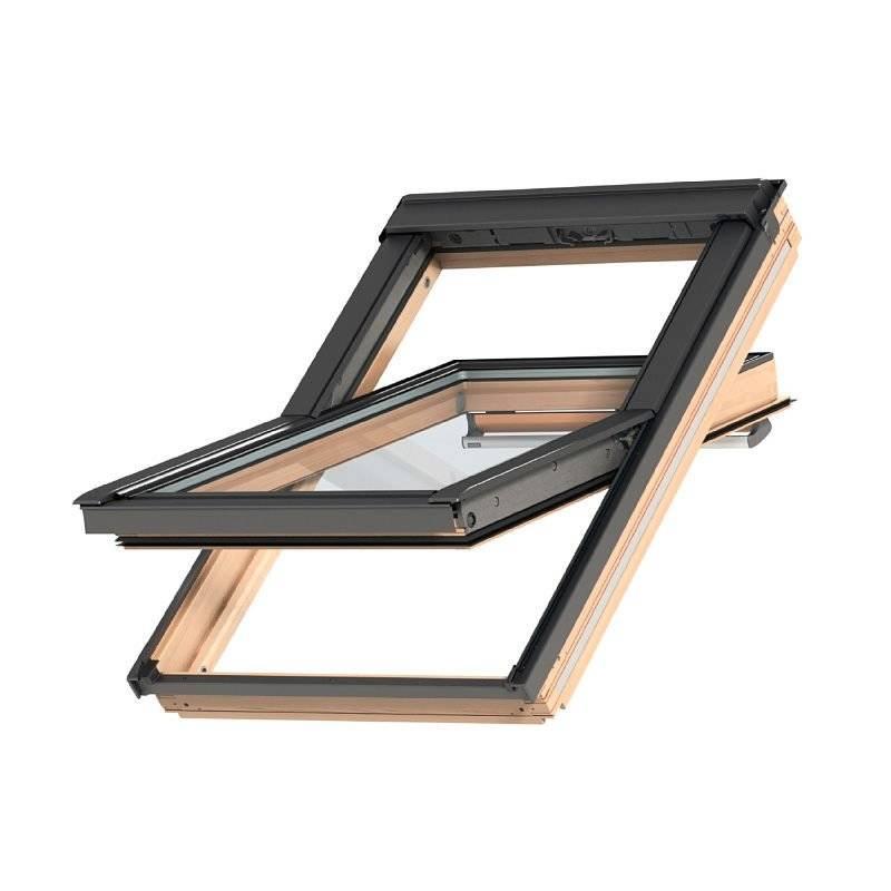 okno dachowe velux ggl 3060 pk06 94x118 okna i wy azy dachowe w. Black Bedroom Furniture Sets. Home Design Ideas