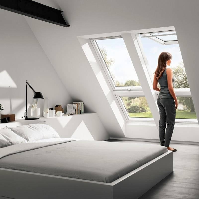okno dachowe velux gpu 0062 sk08 114x140. Black Bedroom Furniture Sets. Home Design Ideas